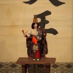 鈴鹿山 ご神体人形のミニチュア