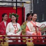 祇園祭 花傘巡行 7月