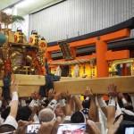 祇園祭 還幸祭 三条御供社