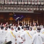 祇園祭 還幸祭 中御座