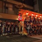 祇園祭 鷹山のお囃子 7月