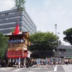 祇園祭 後祭 山鉾巡行 7月