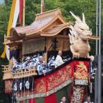 祇園祭 後祭 大船鉾 7月