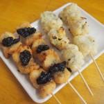 錦市場「魚力」 はもかつ はもの天ぷら