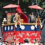 祇園祭 後祭の山鉾巡行 役行者山