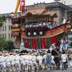 祇園祭 後祭山鉾巡行 7月