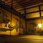 妙心寺 春光院 ライトアップ 7月