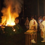愛宕神社 千日詣り 夕御饌祭