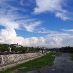 鴨川 7月
