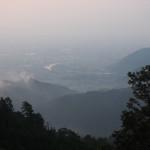 愛宕山から