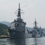 舞鶴海上自衛隊 8月