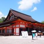 八坂神社 8月