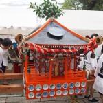 若宮八幡宮 陶器神輿
