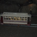 京の七夕 チンチン電車