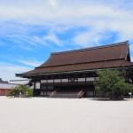 京都御所 8月