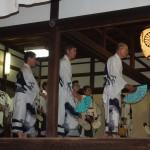 松ヶ崎題目踊り 8月