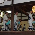 松ヶ崎題目踊り