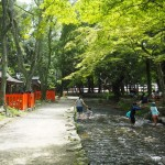 上賀茂神社 8月