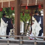 下御霊神社 東遊