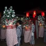 花笠踊 志古淵神社