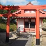 干塩稲荷神社 8月
