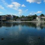 琵琶湖疏水 夷川ダム