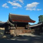 京都御苑 宜秋門