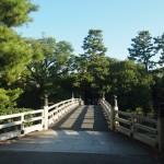 京都御苑 高倉橋