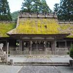 摩気神社 9月