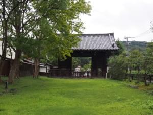 高台寺 表門