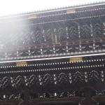 東本願寺 台風21号 9月