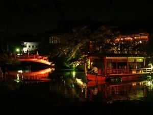 神泉苑 観月会