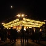 八坂神社 観月会 9月
