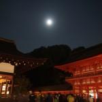 下鴨神社 名月管絃祭 9月