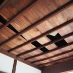 大覚寺 式台玄関