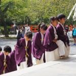 鞍馬寺 義経祭