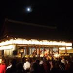 上賀茂神社 賀茂観月祭 9月