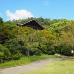 大山崎山荘美術館 9月