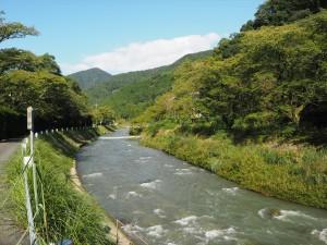 八瀬 高野川
