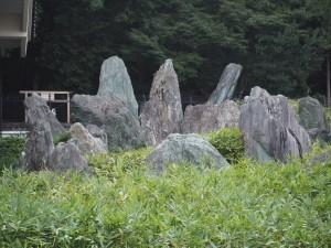 松尾大社の神苑