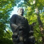今熊野観音寺 子護大師像