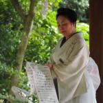 梨木神社 京舞