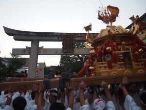 晴明祭 神輿