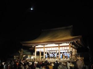 松尾大社 観月祭