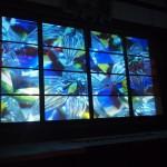 法輪寺 万華鏡の映像
