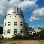花山天文台 9月