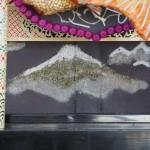 ずいき神輿 富士山