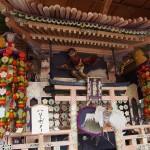 北野天満宮 ずいき祭 10月