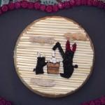 ずいき神輿 2014年 満月
