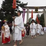 北野天満宮 ずいき祭 神幸祭 10月